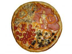 Фото пиццы Pizza quattro stagioni