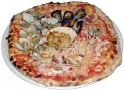Фото пиццы Pizza ai frutti di mare