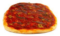 Фото пиццы Pizza alla marinara